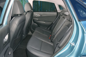 kona vs mg zs interior space and safety specs