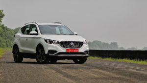 mg zs ev review features range safety price in india