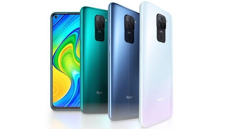 Redmi Note 9 With helio g85, quad Rear Cameras, 5,020mAh Battery Launched specifications and Price in india