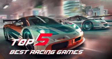 Top 5 Best Car Racing Games to Download in 2020