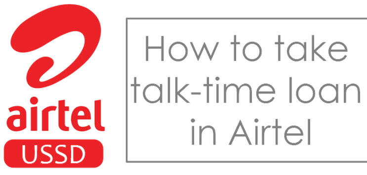 emergency talktim blance and data loan number for airtel