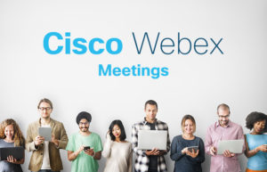 how to use cisco webex meetings and make group video calls