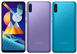 Samsung Galaxy m11 price and specifications feature