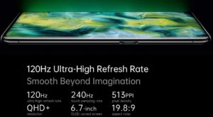oppo find x2 pro display specifications