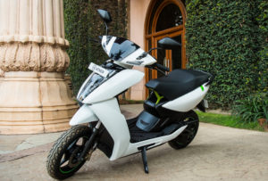 list of available electric bikes and scooters in india 2020 ather 450x