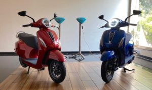 bajaj chetak electric scooter in india price specs features range and review