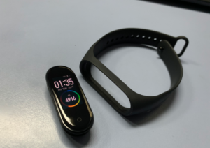 Xiaomi best fitness band in india  2020 from Mi