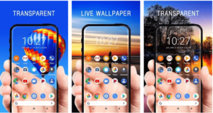 download live camera transparent wall[papers for iphone and android