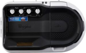 whirpool semi automatic machine price and features