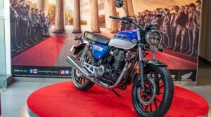 honda h ness cb350 price in india variants dlx and colours