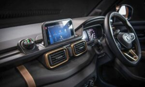 tata hbx features list sunroof touchscreen display speakers