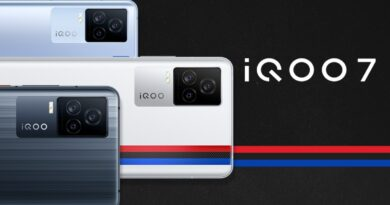 iQoo 7 Announced, Specifications, Features and Price