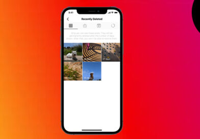How to Restore Posts on Instagram