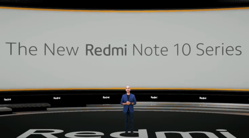 xiaomi redi note 10 series launched in India Price specifications and features
