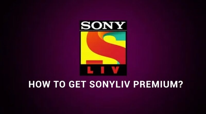 get sony liv premium subscription for free