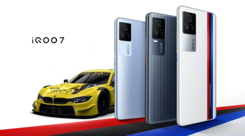 iqoo 7 series price in India launch date and features