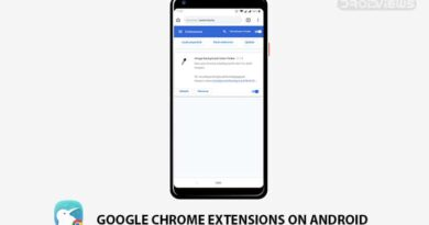 how to download extensions for chrome on android phones